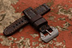 Kobold Damascus Buckle (PAM Style) and Leather Strap